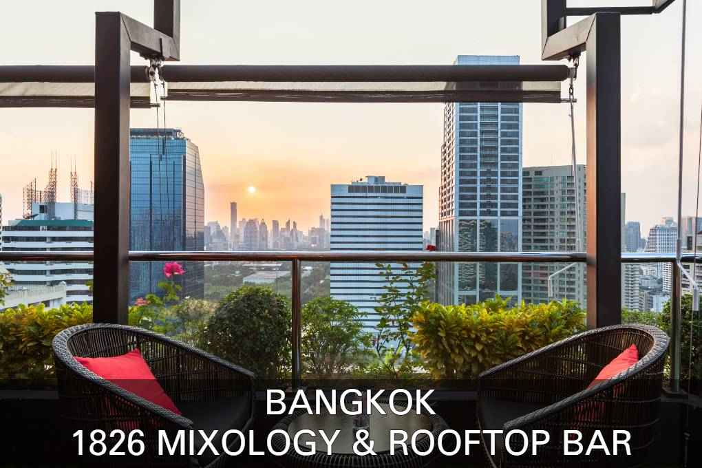 Click Here To Read More About 1826 Mixology & Rooftop Bar