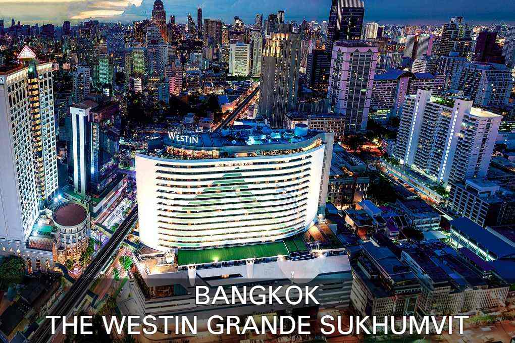 Lees onze review van The Westin Grande Sukhumvit in Bangkok