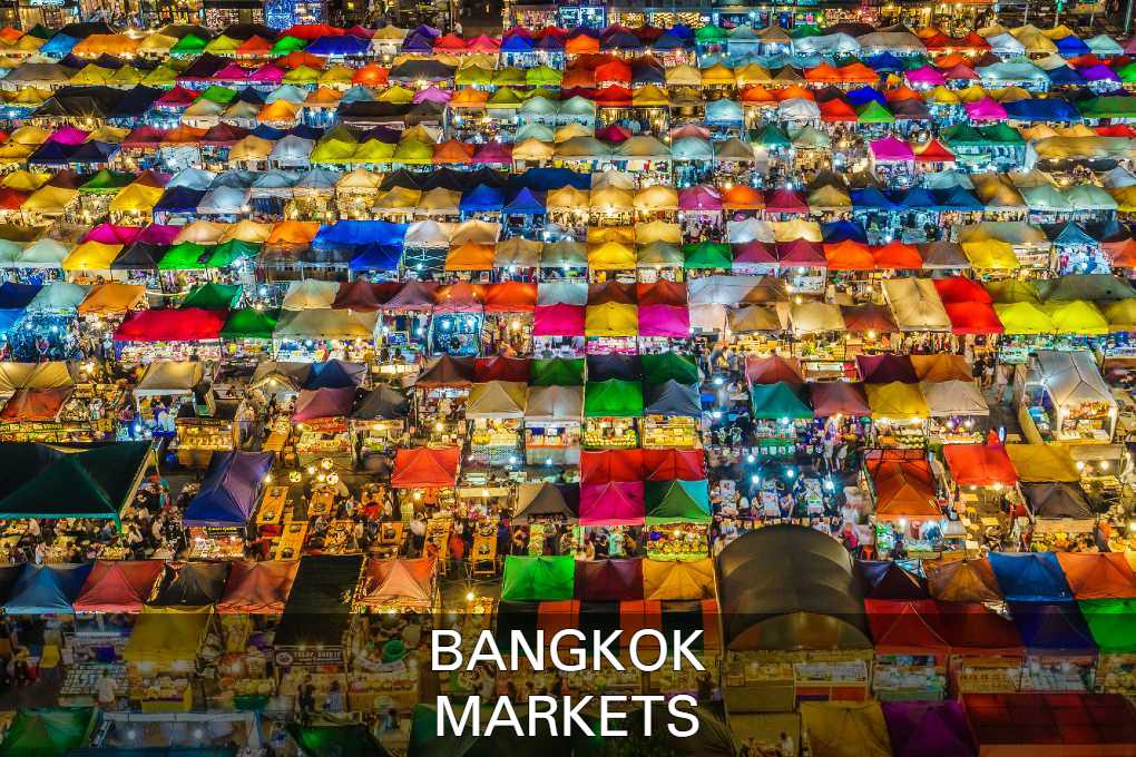 Click here for Bangkok's markets