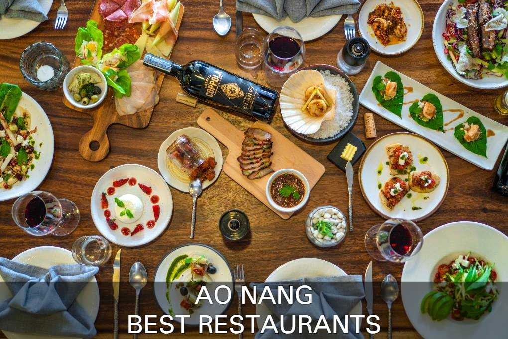 Click here to see the best restaurants in Ao Nang
