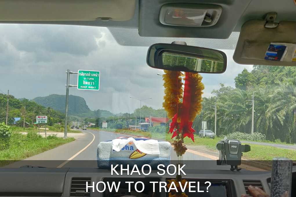 Click here to read how to travel to Khao Sok
