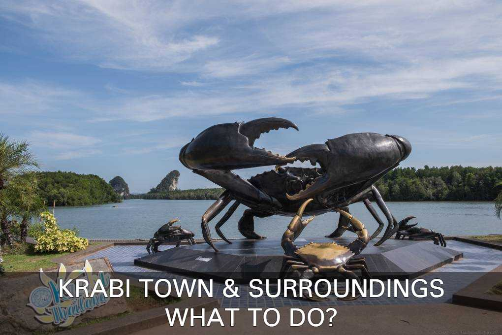 What to do in and around Krabi Town?