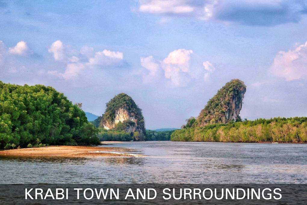 Find out more about Krabi Town and its surroundings