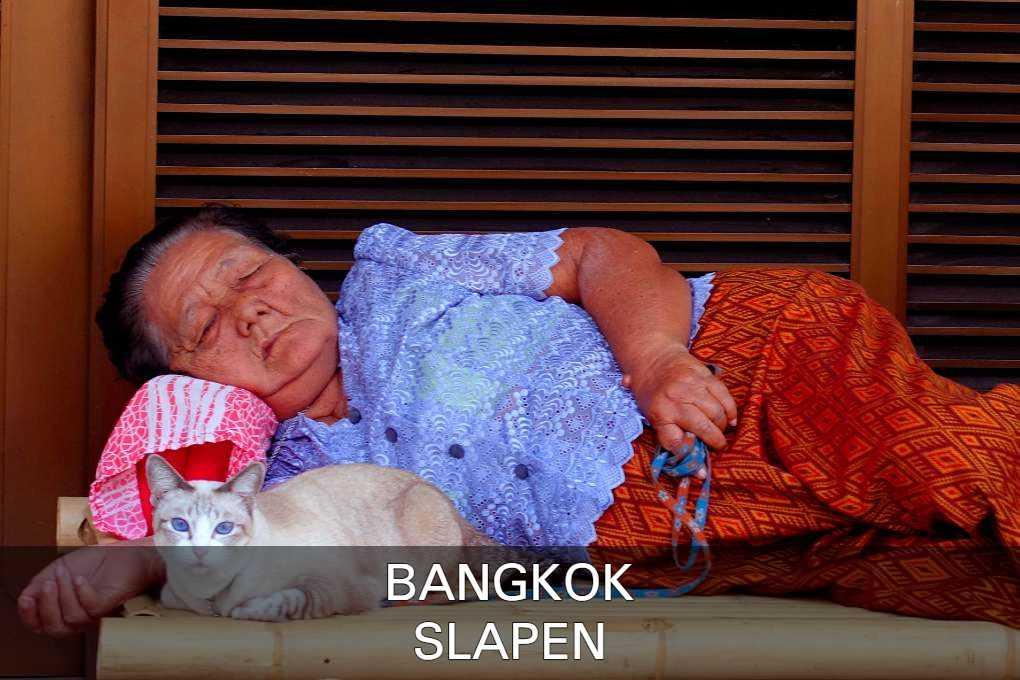 De beste hotels, hostels en andere slaapplekken in Bangkok, vind je hier