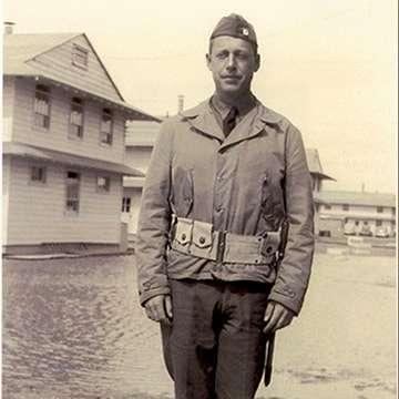 Jim Thompson tijdens de oorlogsjaren 1940 - 1945