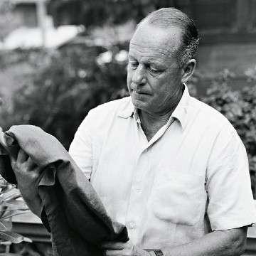 Jim Thompson als zijdehandelaar