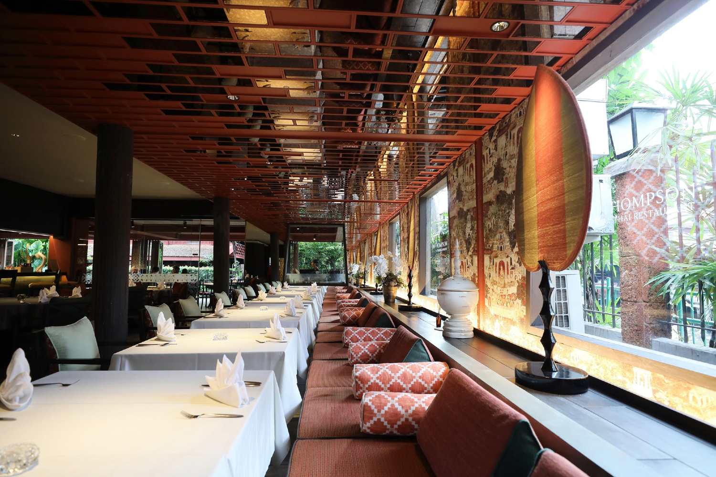 Jim Thompson - A Thai Restaurant