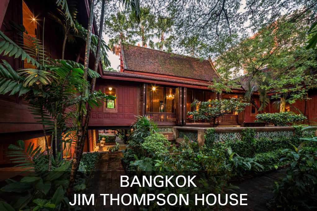 Read All About The Jim Thompson House In Bangkok Here.