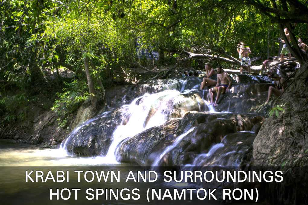 Read Bout The Krabi Hot Springs (namtok Ron)
