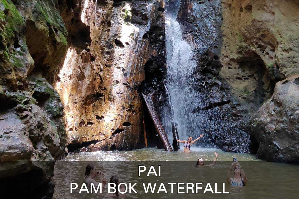 More Info Bout The Pam Bok Waterfall In Pai