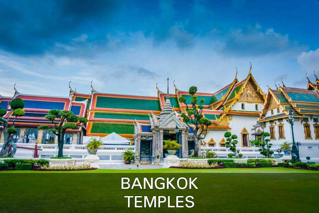 Read More About Bangkok's Temples