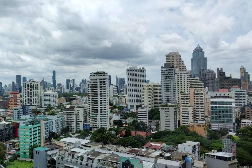 Good morning Bangkok vanaf The Westin Grande Sukhumvit