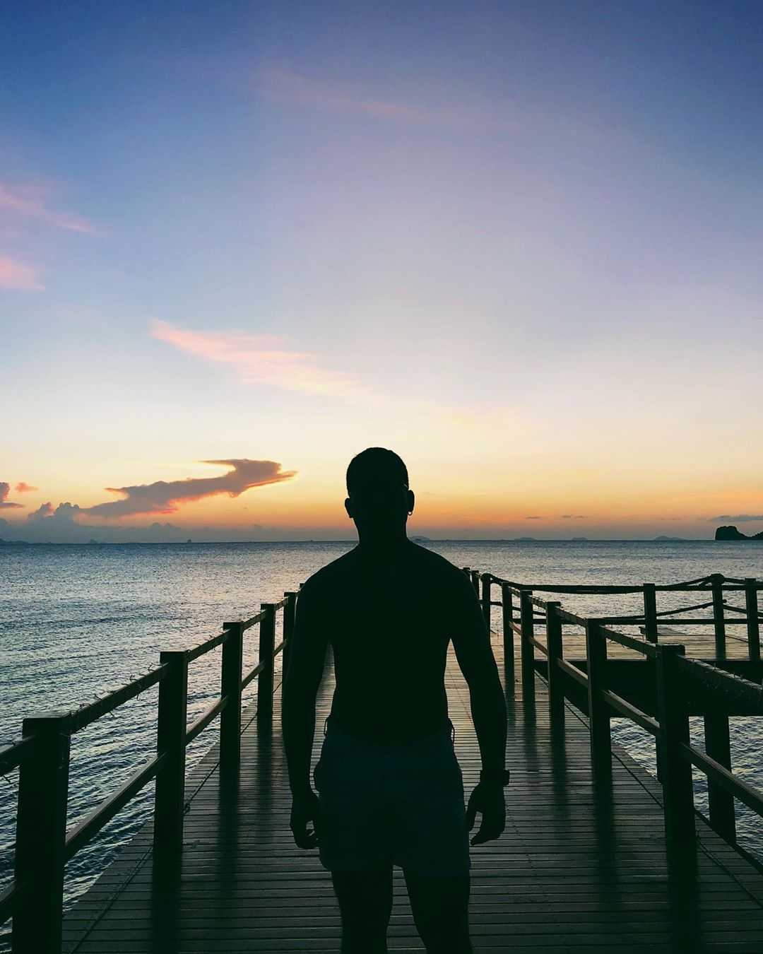 Pier on Koh Samui