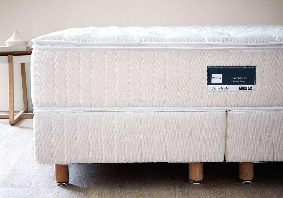 Heavenly Bed van de Westin hotels