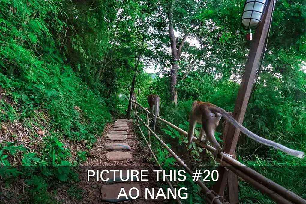 Bekijk Een Aantal Fantatische Foto's Van Ao Nang En Omgeving