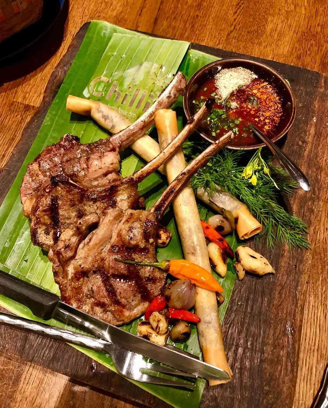 Good eats at Chilli Thai in Siam Paragon, Bangkok