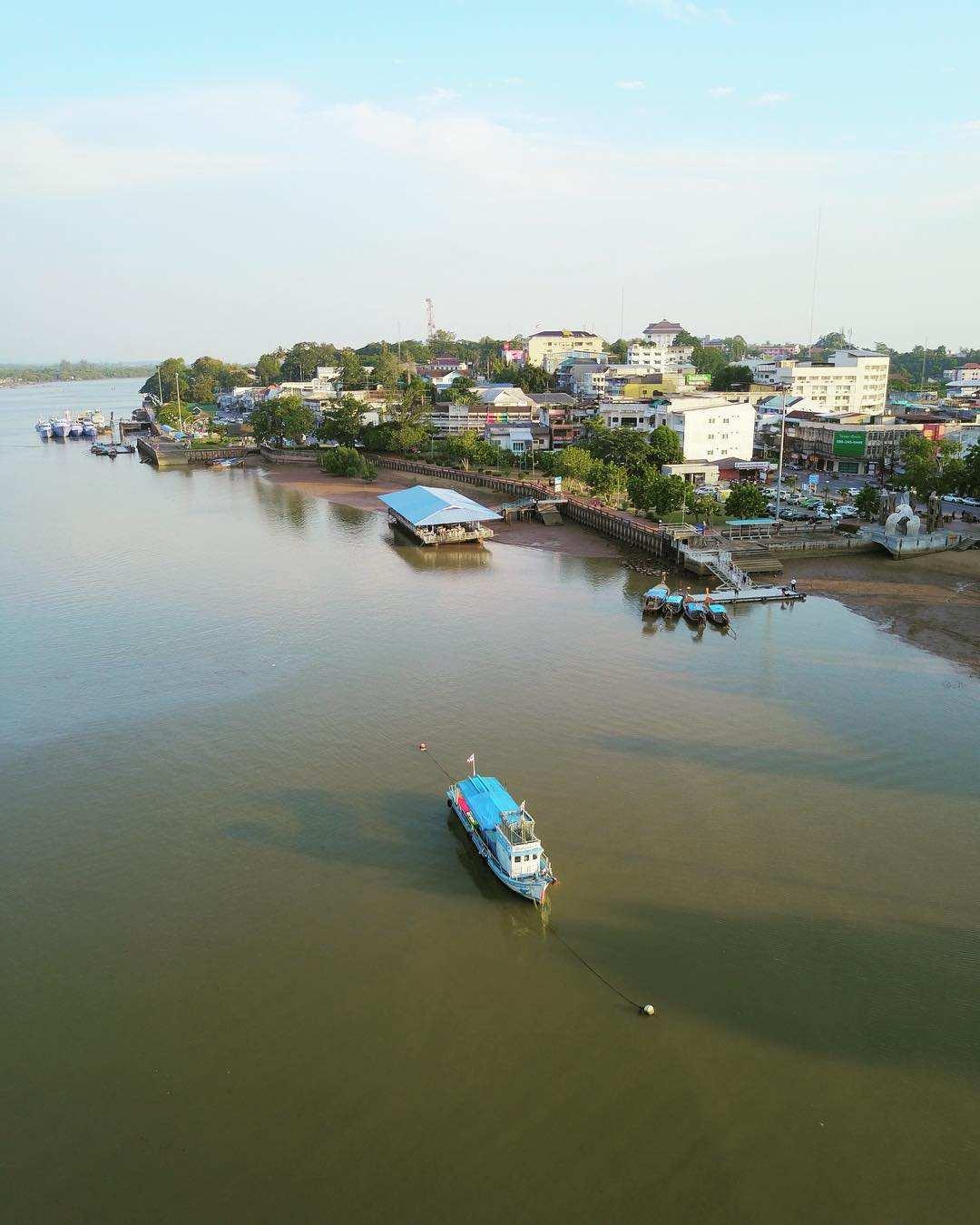 Krabi rivier