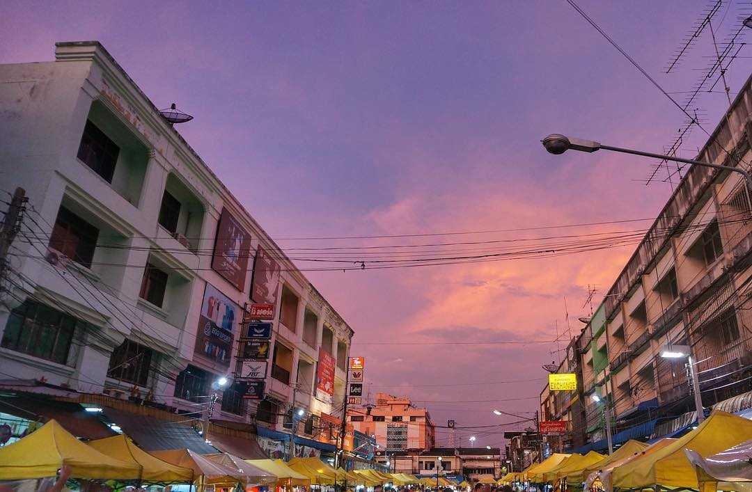 Krabi Weekend Market