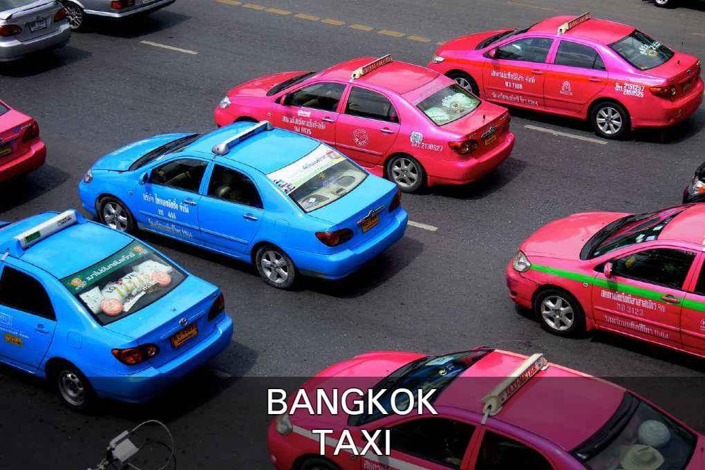 Lees Hier Verder Over Het Gebruik Van De Taxi In Bangkok