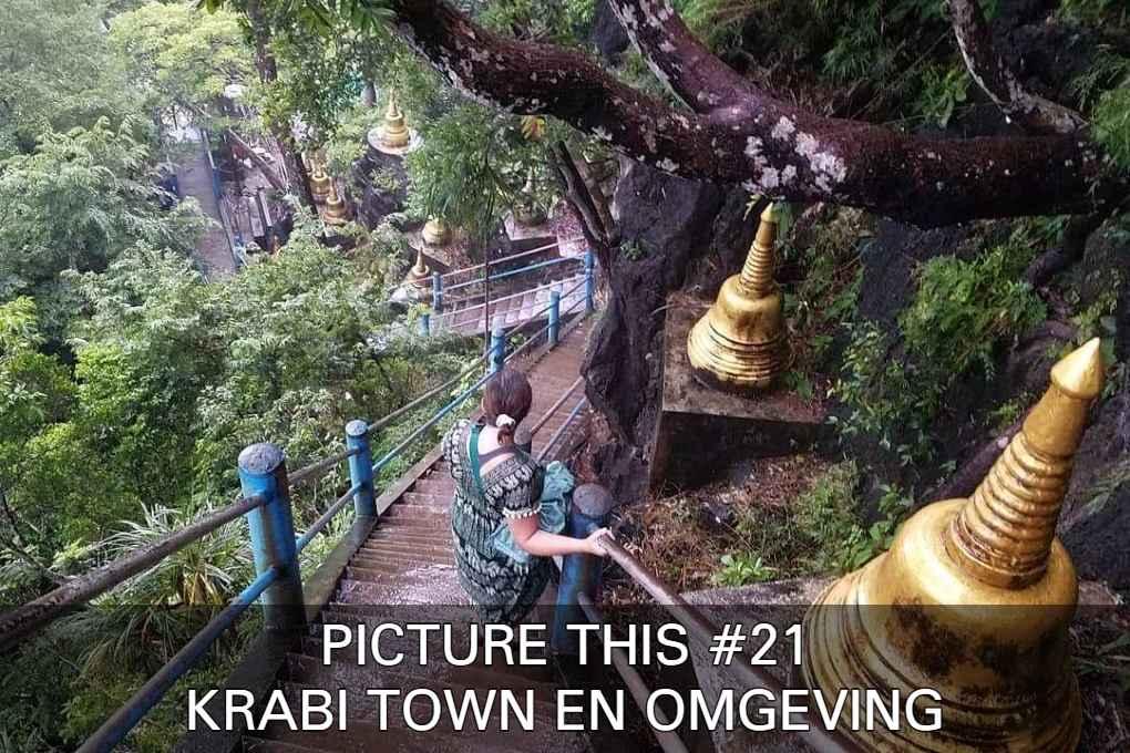 Bekijk Een Aantal Fantatische Foto's Van Krabi Town En Omgeving
