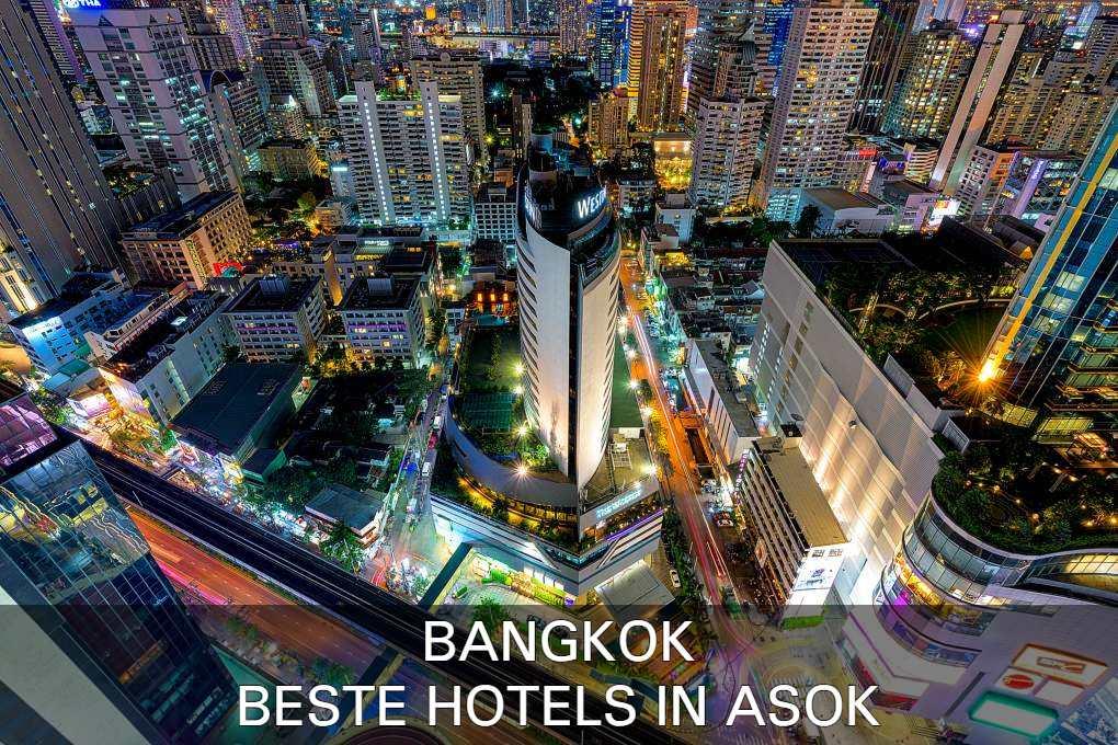 Klik hier als je de beste hotels in de buurt Asok in Bangkok wilt zien