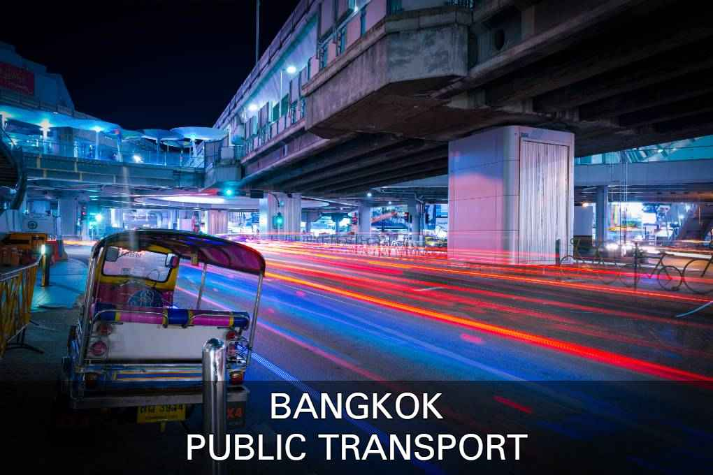 Read All About The Public Transport In Bangkok