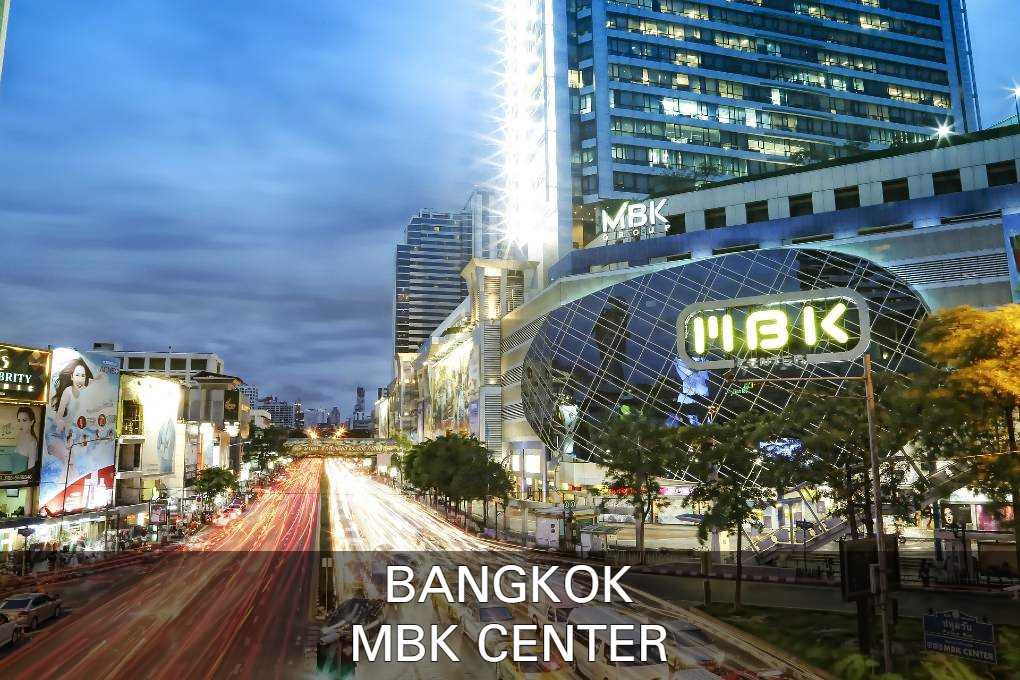 Lees Van Alles Over Het MBK Center Shopping Mall In Bangkok
