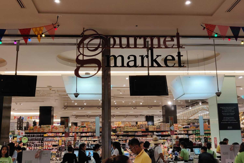 The Gourmet Market (supermarket) in Siam Paragon