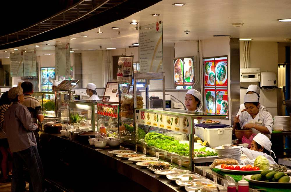Paragon FoodHall in Siam Paragon (Bangkok)