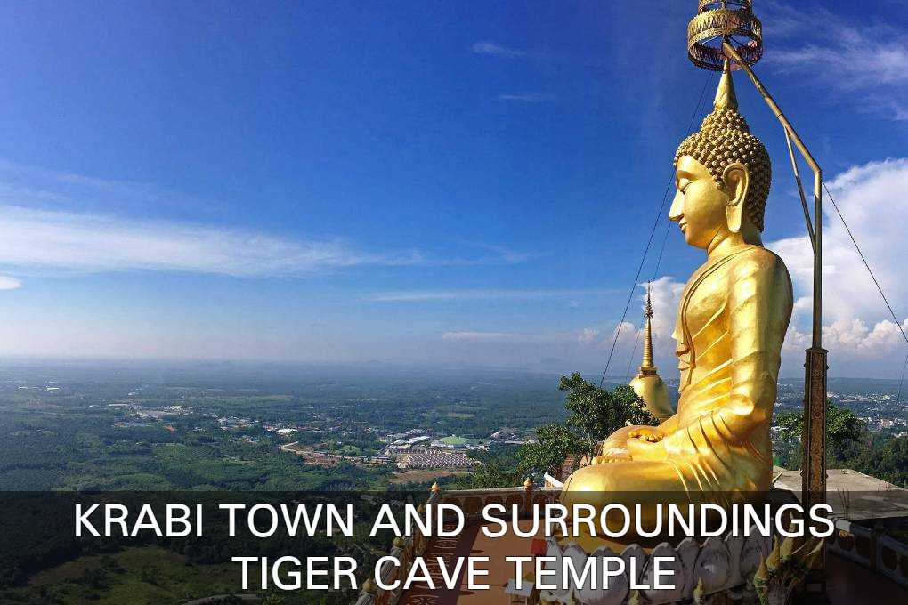 Click here if you want to read everything about the Tiger Cave Temple near Krabi Town