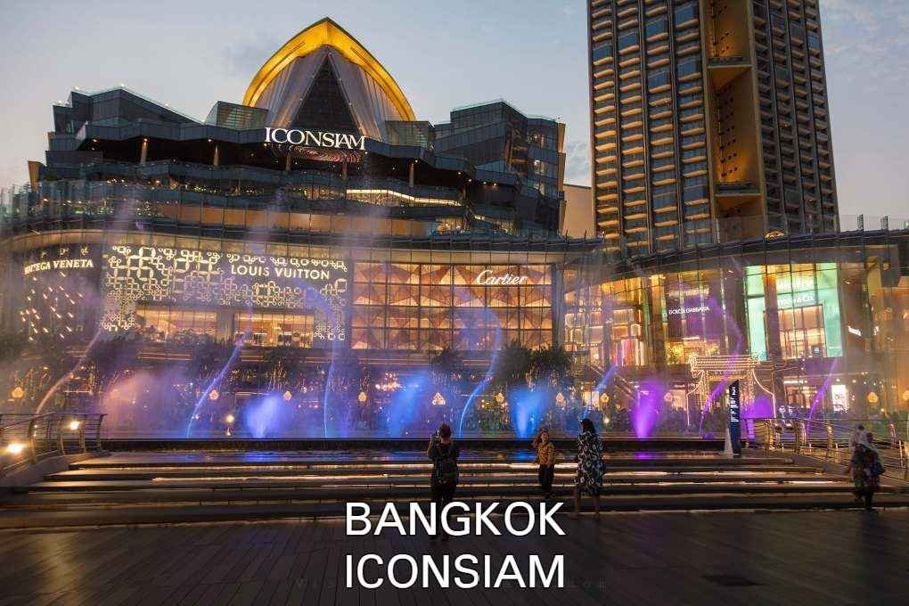 Here you can read all about ICONSIAM in Bangkok