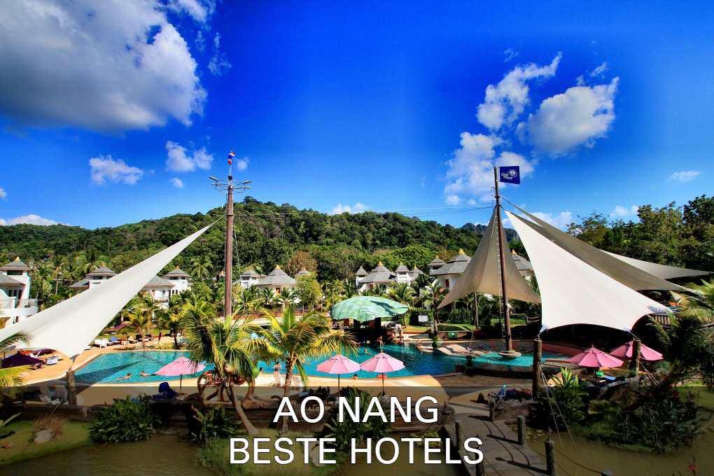 Klik hier om de beste hotels in Ao Nang te zien