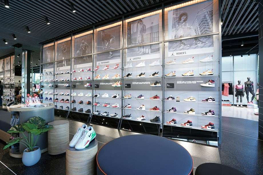Nike store in ICONSIAM