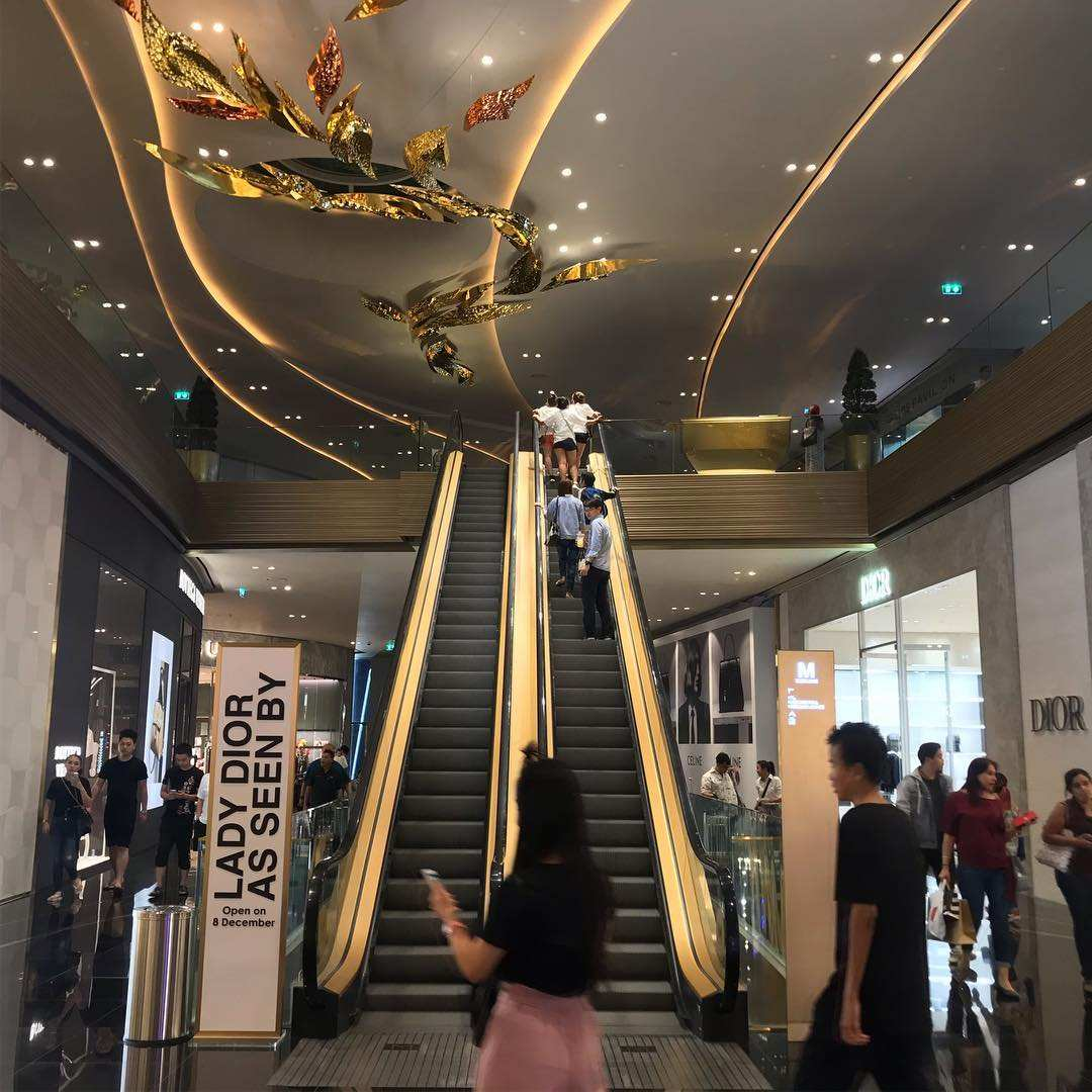ICONLUXE department in ICONSIAM