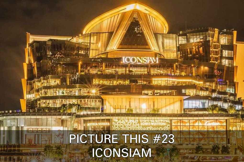Click here for some great pictures of ICONSIAM in Bangkok