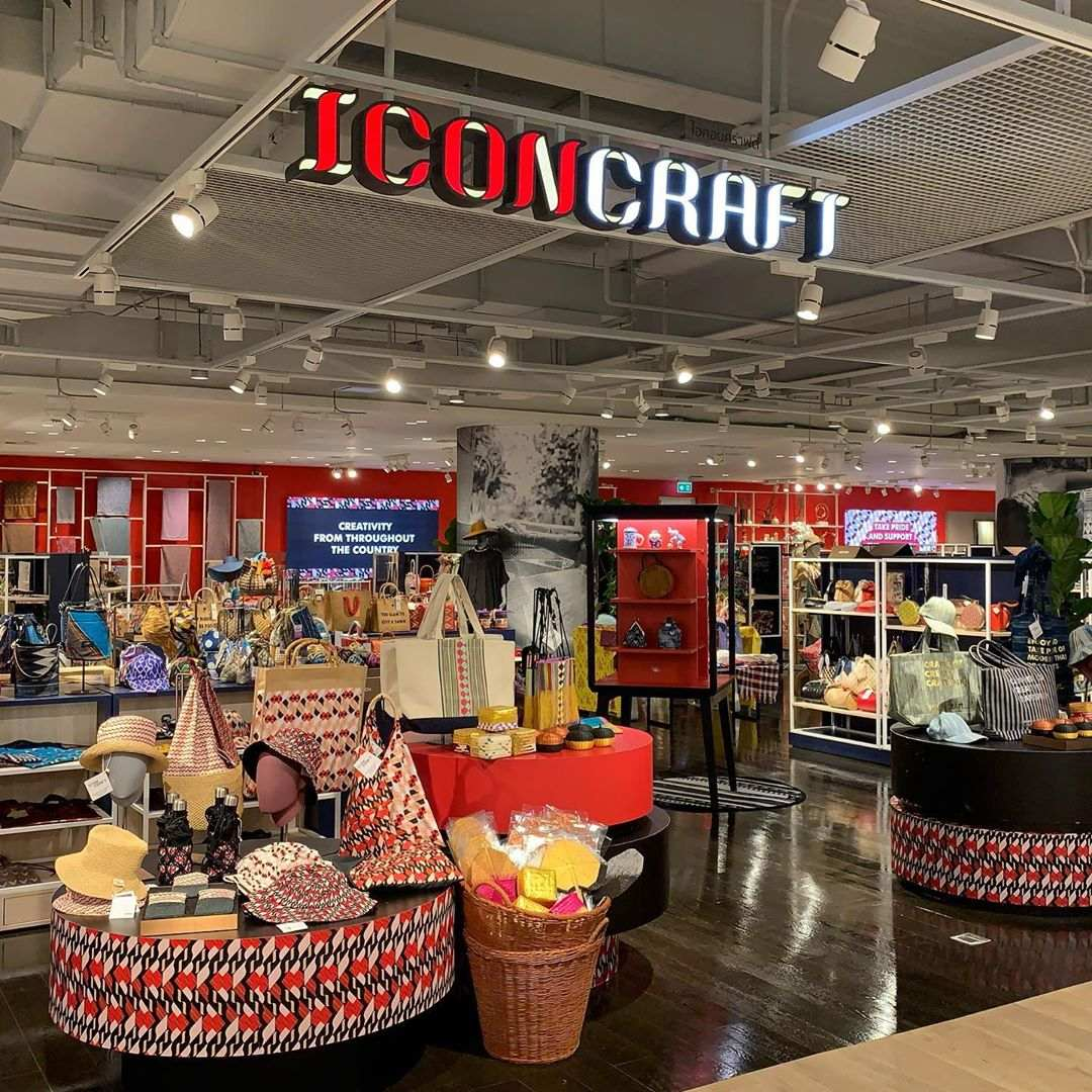 The ICONCRAFT department in ICONSIAM