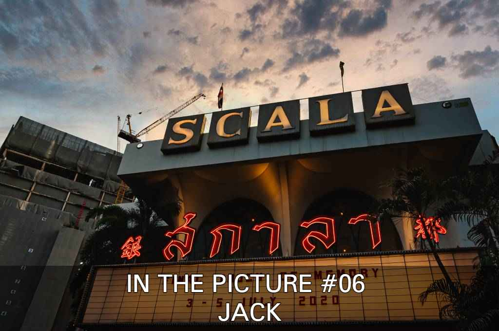 Check In The Picture #06 With Jack (Chawanwit Tanaraksak)