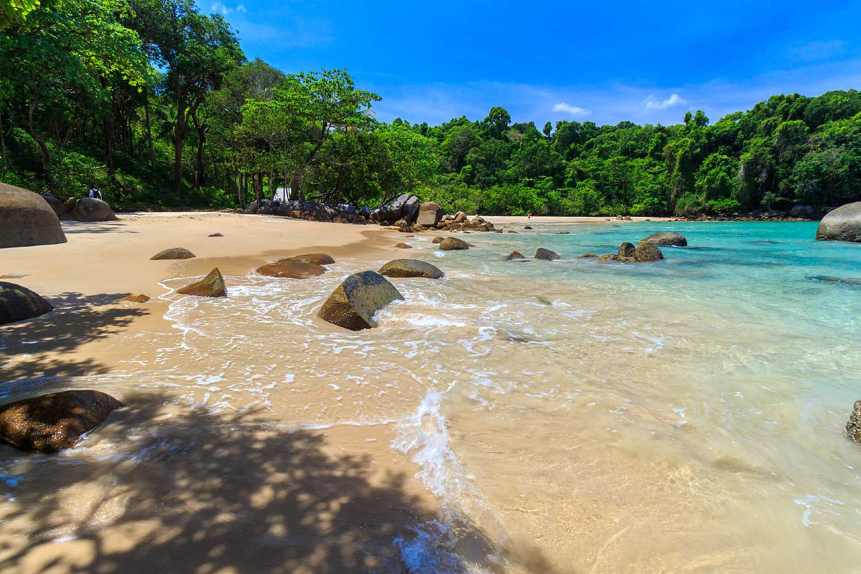 Small Sandy Beach, Khao Lak