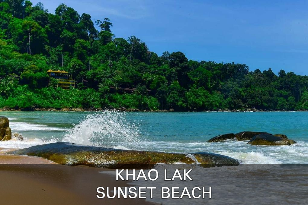 Read all about Sunset Beach in Khao Lak here