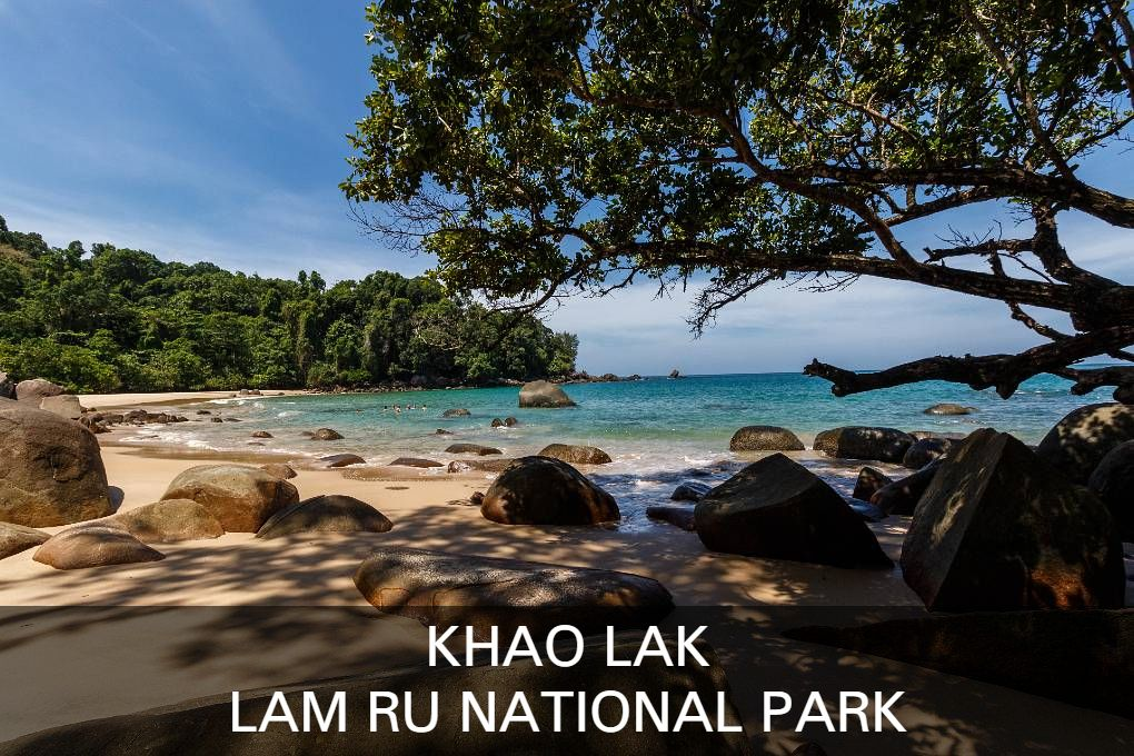 Khao Lak Lam Ru national park, read all information here