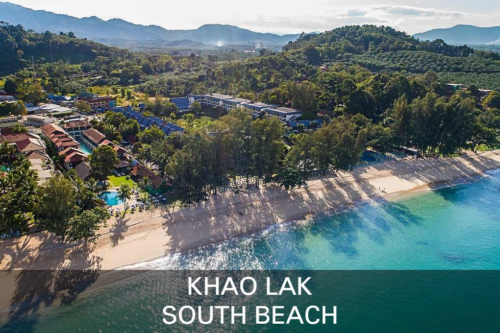 Lees Hier Alles Over Khao Lak South Beach In Khao Lak