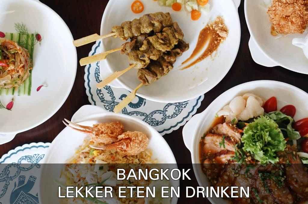 Lees Over De Beste Restaurants In Bangkok En Nog Veel Meer