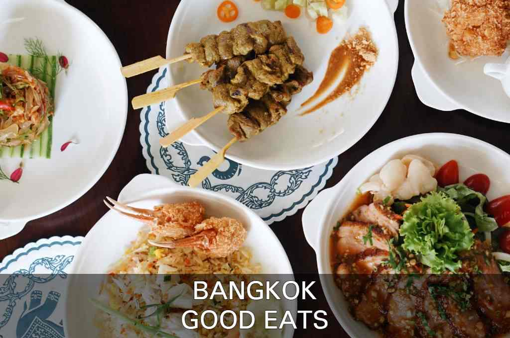 Read about the best restaurants and more in Bangkok