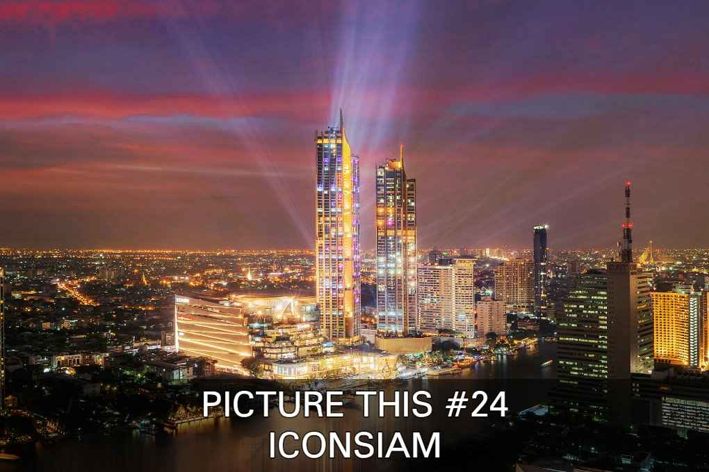 Take a look at fantastic pictures of the ICONSIAM luxury shopping mall in Bangkok