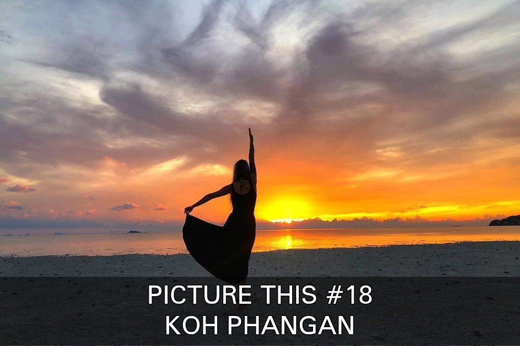 See some amazing images of Koh Phangan in Thailand