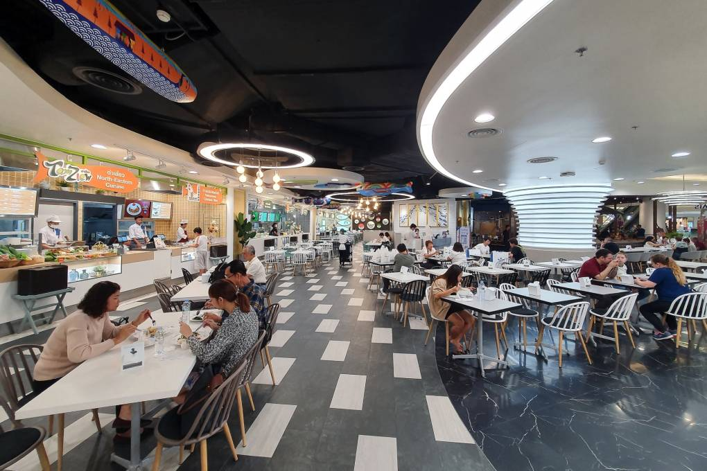 Food Republic in ICONSIAM, Bangkok