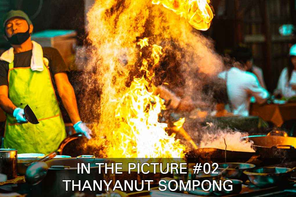 Bekijk Hier In The Picture #02 Met Thanyanut Sompong