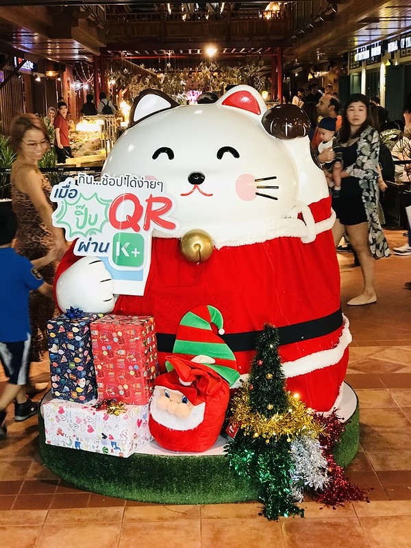 Lucky Cat in ICONSIAM
