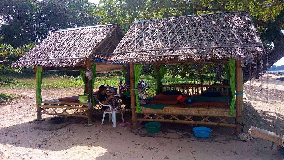 Massage bij Lana Restaurant and Massage op Posseidon Beach in Khao Lak