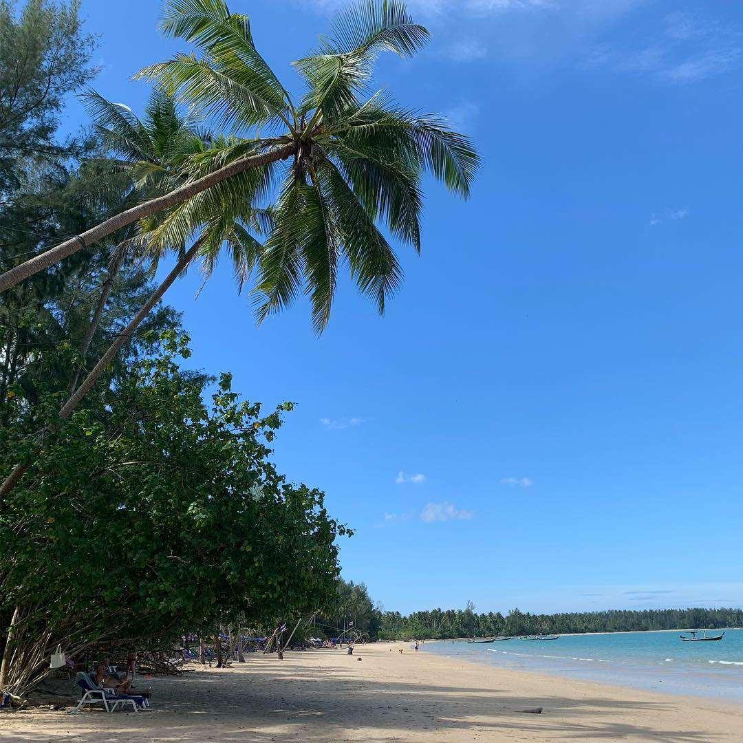 Pakarang Beach in Khao Lak